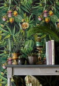 Premium wallpaper Lucious Flora
