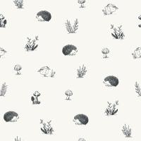 Lilipinso wallpaper hedgehog