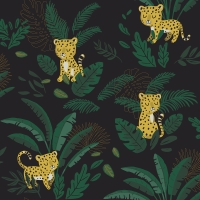Lilipinso wallpaper leopard