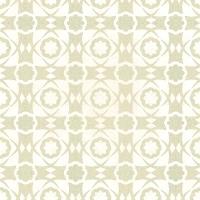 Premium wallpaper Aegean Tiles beige