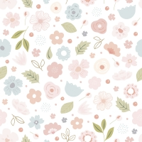 Lilipinso wallpaper flower meadow