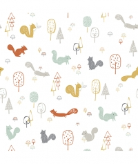 Lilipinso wallpaper forest
