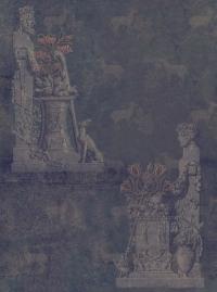 Premium wallpaper Sculptural