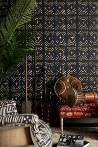 Premium wallpaper Bamana Recouloured