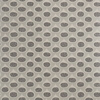 Miss Print wallpaper Fig Sterling grey