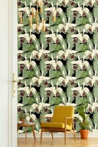 Premium wallpaper Tropical island