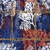 Premium wallpaper Corallia dark