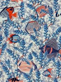 Premium wallpaper Aquarium