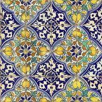 Premium wallpaper Sardegna Tiles