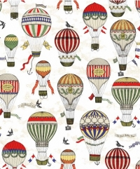 air-balloon kids wallpaper