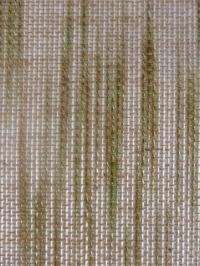 vintage textile wallpaper beige green