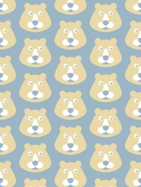 bear kids wallpaper