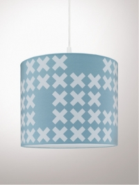 System lamp blue
