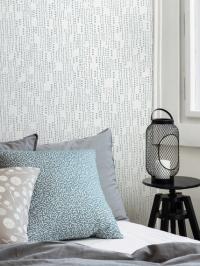 LAVMI wallpaper Drops white