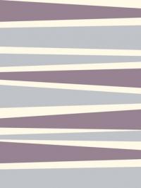 purple grey beige lines