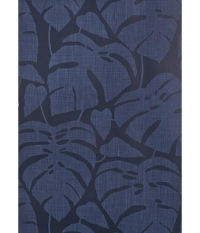 Miss Print wallpaper Guatemala Cobalt