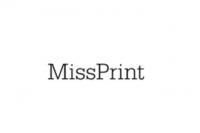 Miss Print wallpaper Ditto Sunshine