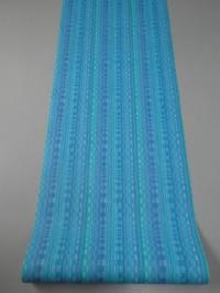 geometric vintage wallpaper blue