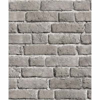 Grey bricks wallpaper