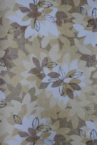 white yellow brown green flowerleaves