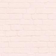 Pink bricks wallpaper