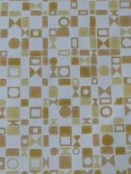 brown and beige blocks and triangles