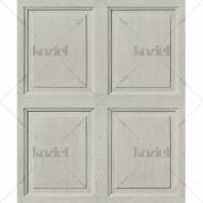 English wood panelling imitation wallpaper Mastic