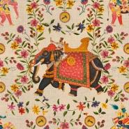 Premium wallpaper Aristocracy Taupe