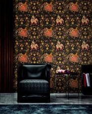 Premium wallpaper Aristocracy Anthracite