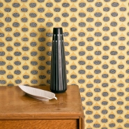 Miss Print wallpaper Fig Posset