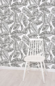 Lilipinso wallpaper leaves