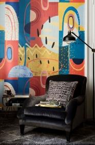 Premium wallpaper Urbanism