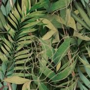 Premium wallpaper Exotic Garden