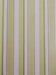 Green white lines vintage geometric wallpaper