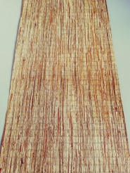 Vintage raffia wallpaper