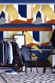 Premium wallpaper Golden rush