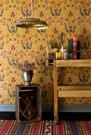 Premium wallpaper Gypsy ochre