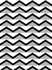 LAVMI wallpaper Hills black lines