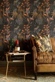 Premium wallpaper Caribbean Garden Dark