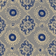 Premium wallpaper Madder grey
