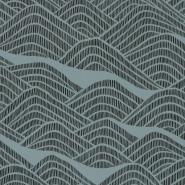 Miss Print wallpaper Frontier