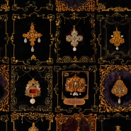 Premium wallpaper Anna's jewelry