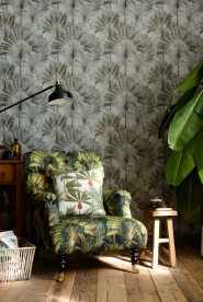Premium wallpaper Traveller's Palm Neutral
