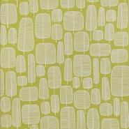 Miss Print wallpaper Little trees moss