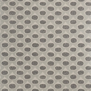 Miss Print wallpaper Fig Sterling grey
