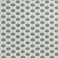 Miss Print wallpaper Fig Lagoon blue