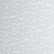 Miss Print wallpaper Saplings light grey