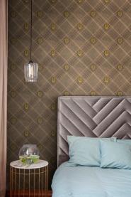 Premium wallpaper Nobility Gold