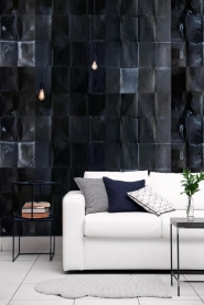 Premium wallpaper Shibui grey