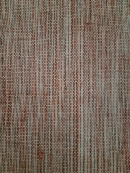 Vintage textile wallpaper red